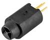 Laser Diode Socket, 1.43mm Pitch circle, Solder Dip, 3pin -- LD143-3P-xxx - Image