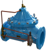 Automatic Control Valves -- C400 - Pressure Relief Valves - Image