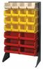 Bins & Systems - Conductive Bins - Louvered Racks - QSS-3666HCO