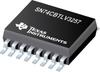 SN74CBTLV3257 Low-Voltage 4-Bit 1-Of-2 FET Multiplexer/Demultiplexer -- 74CBTLV3257DBQRG4 -Image