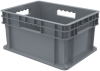 Straight Wall Containers Solid Side & Base -- 37288