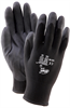 Memphis Ninja Ice Coated Gloves Large Extreme-Temperature Glove, Acrylic Fiber Lining, PVC Coating Work & Safety Gloves WPL975-L -- WPL975-L