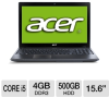 Acer AS5750-6438 LX.RLY02.025 Notebook PC - Intel Core i5-24 -- A180-156304 ON - Image