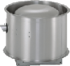 Direct Drive Centrifugal Roof/Wall Exhauster -- PDURG