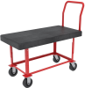 Platform Trucks - Fixed Work Height - Angle Iron Frame