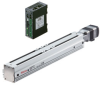 Linear Actuator (Slide) - Straight Type, Y-axis Table with Built-in Controller (Stored Data) -- EAS4Y-D005-ARAKD-3 -- View Larger Image