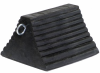 Recycled Rubber Wheel Chock -- PLS553 - Image