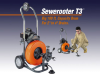 Sewerooter T-3® - Professional Drain Cleaner