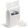 WorkWipes New White 100% Cotton Rags in Bag New Material Rags, T-Shirt, Bag - Compressed Shop Towels & Rags WIP596 -- WIP596 -Image