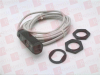 BALLUFF BOS 18KF-PA-1XA-C-02 ( (BOS00K8) PHOTOELECTRIC SENSOR, CONNECTION TYPE=CABLE, SWITCHING OUTPUT=PNP NORMALLY CLOSED (NC);PNP NORMALLY OPEN (NO), RANGE MAX.=100 MM ) -- View Larger Image