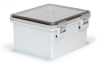 Polycarbonate Electrical Enclosure -- UPCT121006HNLF -Image