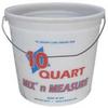 Paint Pail,10 qt,Hi Density Polyethylene -- 6TWA5