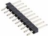 10 Pos. Male SIL Horizontal SMT Conn. (T+R) -- M20-8891045R - Image