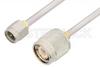 SMA Male to TNC Male Cable 36 Inch Length Using PE-SR402AL Coax -- PE34406LF-36 -Image