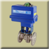 Flanged Ball Valve -- IS-2PF Series