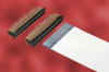Flex Cable and Board Connectors, 1.0 mm (0.039 in.), Cable Type=CIC -- SFW30S-6STE1