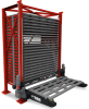 Sheet Metal Vertical Lift Storage System - Image