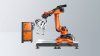 Spot Welding Robotic End Effector -- KUKA ready2_spot