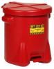 Poly Oily Waste Can -- CAN527 -Image