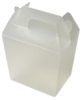 Polypropylene Gable Tote Box 2