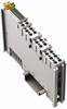 8-channel digital input module; 24 VDC; high-side switching; 2-conductor connection -- 750-1415