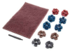 Standard Abrasives CB-2 800025 Mini Cross Buff Kit - 33026 -- 051115-33026