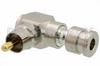 75 Ohm RCA Male Right Angle Connector Compression Attachment For Mini 59, PE-B159 -- PE44580 -Image