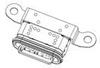 USB Connectors -- 124018792112A - Image