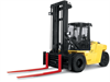 High Capacity Internal Combustion Engine (ICE) Forklift Trucks - Image
