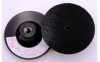 3M 05673 Disc Pad - 4 in DIA - 1/8 in Thick - 1/2 - 13 Internal Thread Attachment -- 048011-05673 -- View Larger Image