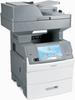 X654DE Multifunction Laser Printer -- 16M1265