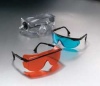 Laser Glasses,Blue,Uncoated -- 3WLF7