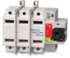DISCONNECT SWITCH, NON-FUSIBLE, 100A, 3P, 600 VAC, UL 98 -- SCV100 - Image