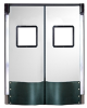Double Acting Impact Traffic Doors -- Proline 300i & 400i Traffic Door