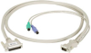 CPU/Server to ServSwitch Cable (CPU Cables) with Audio, PC, PS/2 Coax, 10-ft. (3.0-m) -- EHN382A-0010