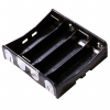 Battery Holders, Clips, Contacts -- BA4AAPC-UL94V-0-ND