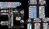 Swage Terminal Pin -- 3104-2-00-80-00-00-08-0