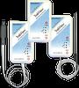 Temperature Recorder -- ShockWatch® TrekView w/Internal USB