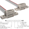Rectangular Cable Assemblies -- M3FFK-1006J-ND -Image