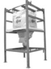 Bulk Bag Unloading Stations -- BBU Bulk Bag Unloaders - Image