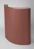 3M 361F Coated Aluminum Oxide Sanding Belt - P220 Grit - 64 in Width x 103 in Length - 86754 -- 051119-86754