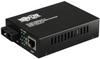 Fiber Optic - 10/100/1000 to 1000BaseLX SC Gigabit Multimode Media Converter, 2km, 1310nm -- N785-001-SC