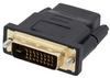 DVI 24+5 male to HDMI female adaptor -- MDIC00005 - Image