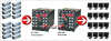 Digitally-Encoded 16-Channel Video System -- MODEL LMDT/DR-XXV