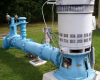 1130 Series - Layne/Verti-Line Deep Set Multi-Stage Direct Coupled Pump -- View Larger Image