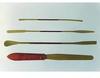 Spatulas with Wooden Handle Blade 102mm -- 4AJ-9220950