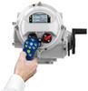 Electric Intelligent Integral Non-Intrusive Part-turn Actuator -- IQT Range Battery Backup