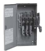Single Throw Safety/Disconnect Switch -- DH265FGK