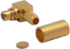 Connector, MC Card Male Crimp, Teflon Insulation, Gold Pin, Nickel Plated Body -- 29-02L-TGG - Image