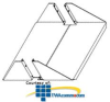 """Chatsworth Products Heavy-Duty Equipment Shelf for 6"""".. -- 12293 - Image"""